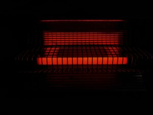 space heater fire safety
